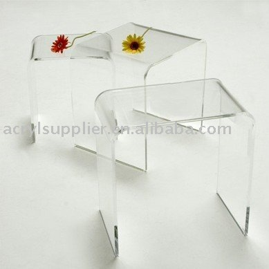 Hot Sales New Acrylic End Table