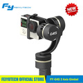 feiyu tech 2016 HOT! 3 axis brushless handheld gimbal