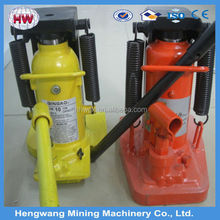 China small mechanical hydraulic bottle jack claw toe jack