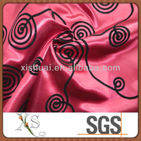 Fashion Dress Fabric Dubai Satin Fabric