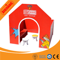 Factory wholesale cheap price diy dollhouse furniture for kids