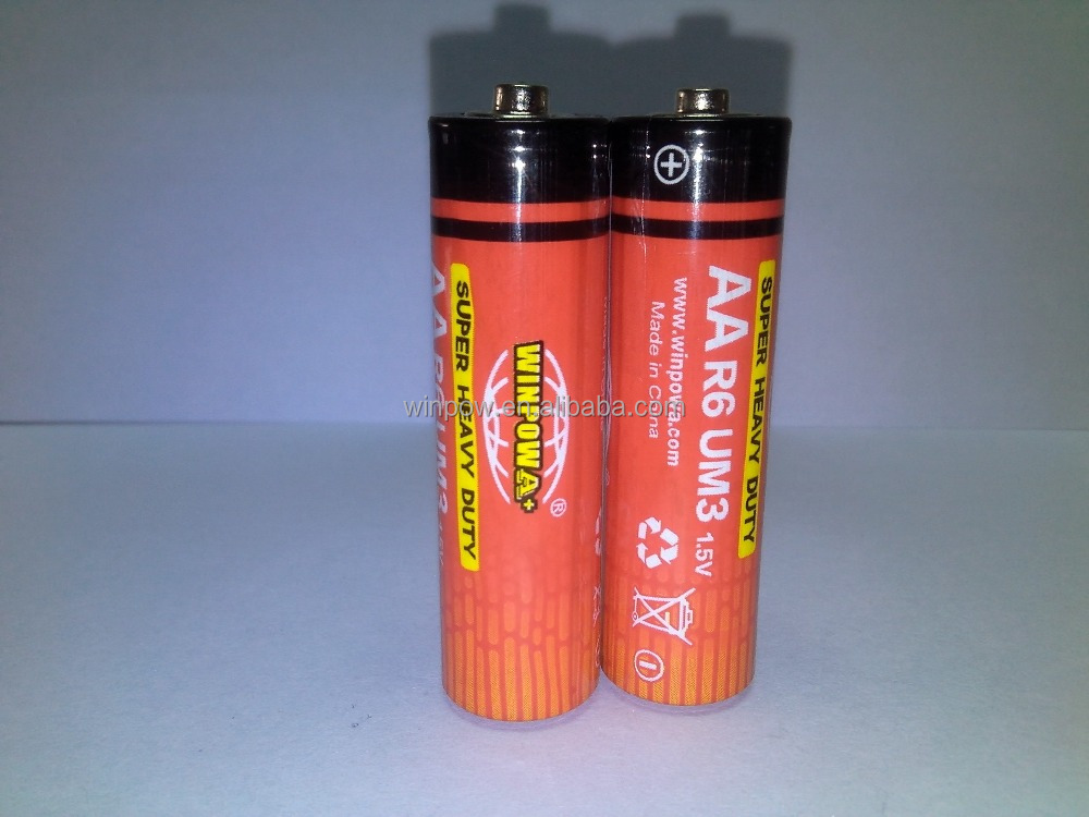 1.5v r03 um-4 aaa carbon dry battery