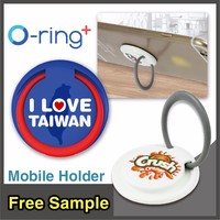 O-ring+ Cheap Plastic Ring Finger Holder cell phone stand