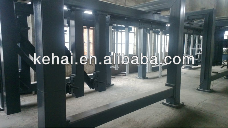 2013 HOT SALE 50,000M3--300,000M3 AAC block making plant