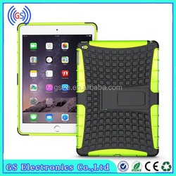 Newest 2 in 1 case for ipad 6 air 2, for ipad air 2 case