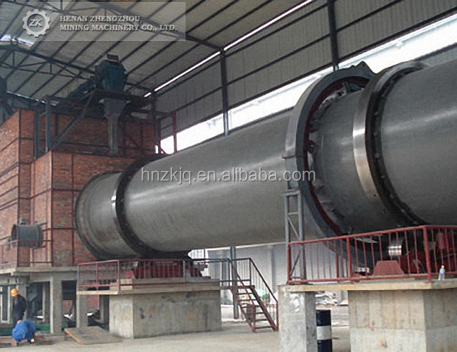 China rotary drum dryer for cement, coal, wood, sand, ore, fertilizer