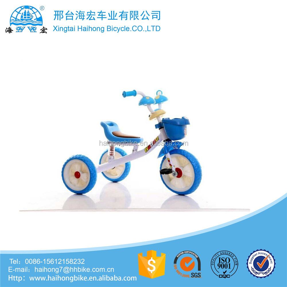 Wholesale cheap kids tricycle plastic tricycle kids bike electric tricycle for kids