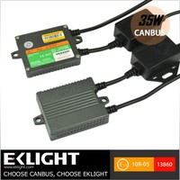 Bright Car and Moto Headlight 35W 55W Xenon Light HID Conversion Kit CANBUS Pro Slim Ballast