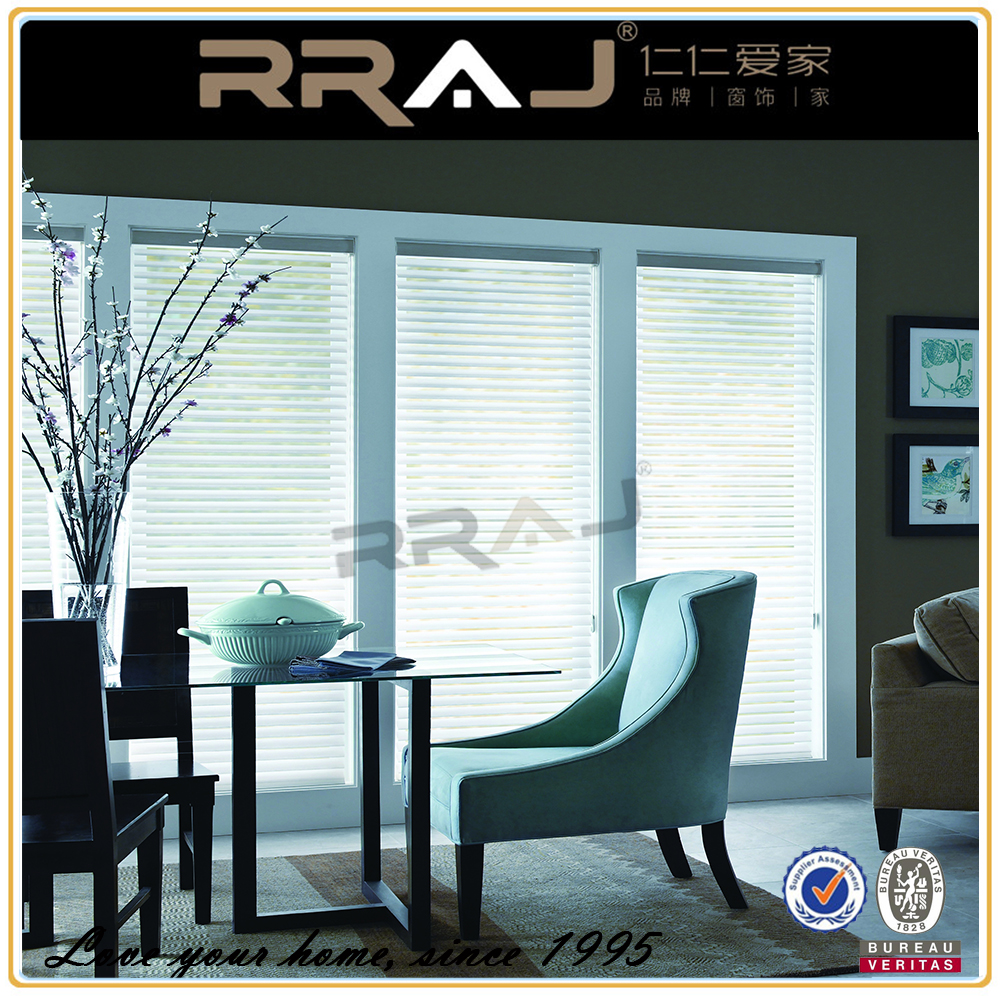 horizontal custom insulated window blinds and shades