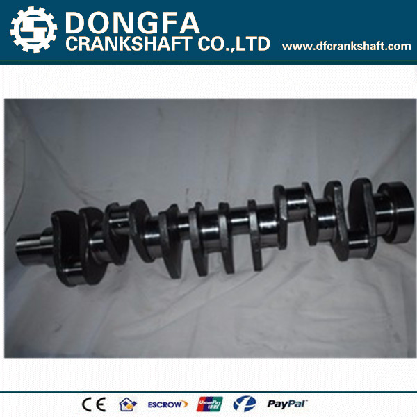 Competitive China produced crankshaft for construction machine engine