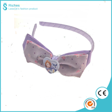 Yiwu Riches New Coming Sofia Princess Fabric Headband, Floral pattern Headwear