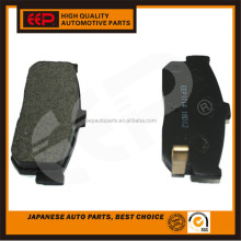 Brake pad set for NISSAN Altima 44060-0N690 d1148m car parts