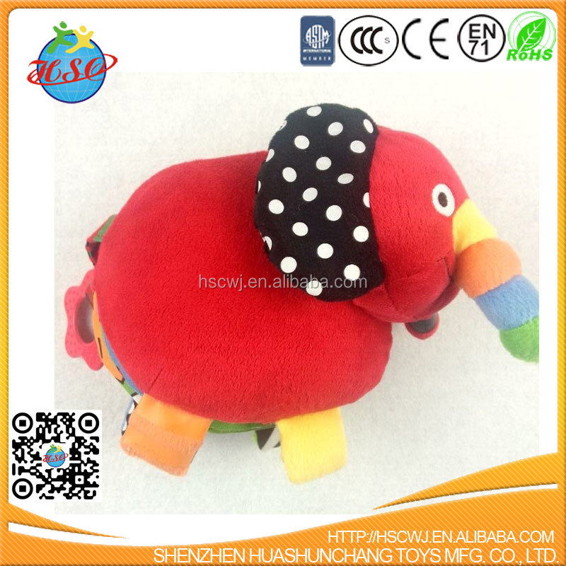 New product OEM gift Baby Book & Child Children Cloth Book baby kids educational toy product & plush toy