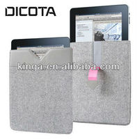 Dicota PadCover for iPad 4 / 3 / 2 - Grey/Pink