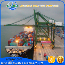20GP/40GP/40HQ Container Shipping Ocean Freight from Shenzhen/Shanghai/Qingdao to Bangkok Thailand