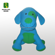 Lovely Spandex Fabric Dog Shaped Toy