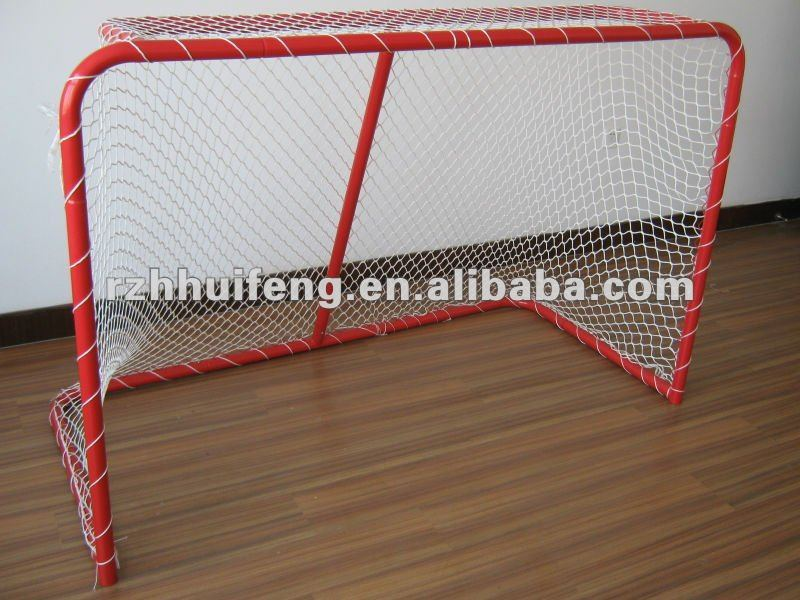 High Tenacity PP Knotless Square Mesh 45mm*45mm Practice Hockey Net