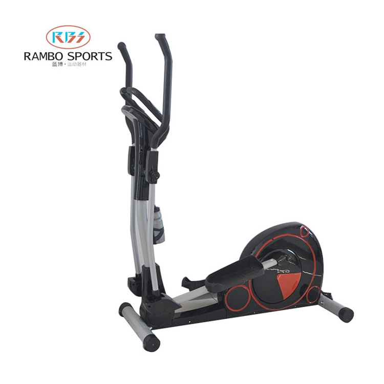 21 programs 16 levels resistance 150KG induction elliptical trainer, fitness equipment, home gym