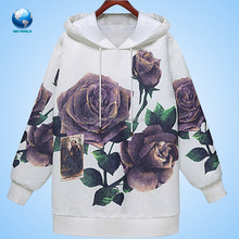 Bigworld Cheap Pullover OEM Hoodie Printing Unisex Oversized Hooded Top Quality