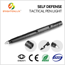 Factory Super Hot Sale Multi Functional Tactical Self defence Pen with LED Light and Bottle opener tactical pen