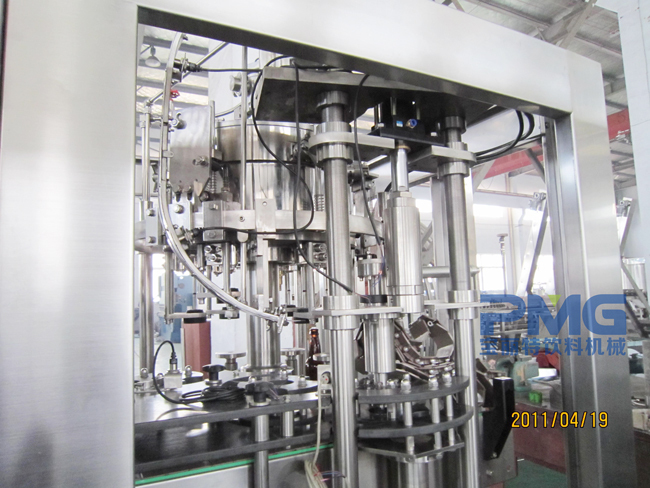manual bottling machine