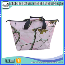 Fashionable appearance camo hunting hiking durable cooler bag