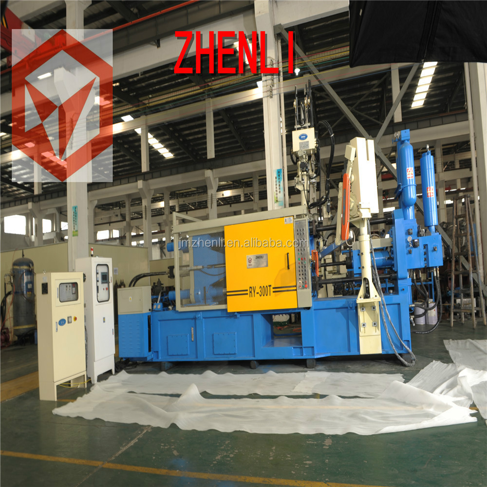 aluminium alloy die casting machine and equipment