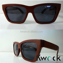 Newest High Quality Wood Eyewear OEM with Bamboo Cases