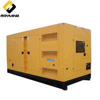 Small volume and low noise generator 500KVA /400KW diesel Generator