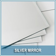 Sheet mirror, Cheap Mirror, 1.5-2.7mm Clear Sheet Mirror