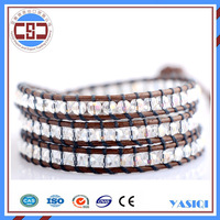 Fashion china jewelry wholesale brand gemstone beads bracelet imitation jewellery