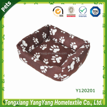 YANGYANG Pet Products Hot sell Dog Products, Paw Pet Bed, Cheap Pet Bed