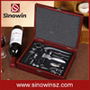 Hot Sale China Supplier Wine Corkscrew Gift Set With Opener And Other Accessories