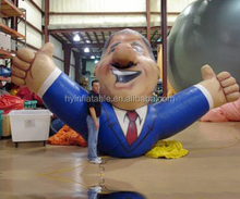Giant inflatable happy man ,inflatable human cartoon,inflatable human model for sale