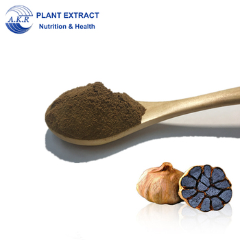 ISO Certificated Factory Supply 100% Natural Weight Loss Product Black Garlic Extract