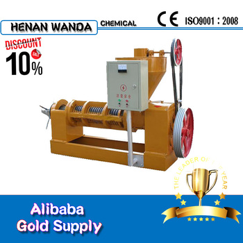 High efficiency prickly pear seed /avocado Oil Press Machine 6YL-130