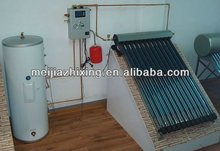 bathroom/swimming pool split type solar water heater system/solar calorifier