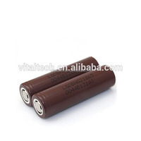 High discharge LG HG2 IMR 18650 20A LG HG2 18650 batteries 3000mAh 20A from LG HG2 20A 18650 batteries cj 18650 battery