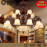 Antique luxurious bedroom / living room furniture, Indoor Pendant Light , best Sellers chandelier made in China