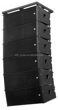 dbk design dual 12 inch powerful outdoor line array speaker LS-3212
