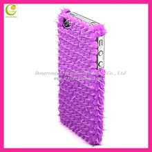Customised abacus series soft silicone rubber case for iphone5