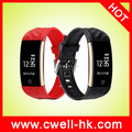 S2 S Heart Rate Pedometer Sleep Fitness Tracker Bluetooth 4.0 IP67 Waterproof Smart Bracelet Dayday Band