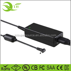 OEM and ODM 19V/2.1A Notebook AC Adapter Computer 40W power supply AC/DC power adapter 2.5*0.7mm fit AD6630, 90-XB020APW00