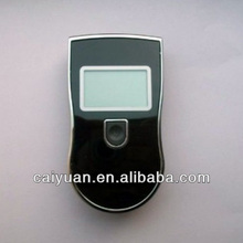 Personal security tester for roadway breathalyzer alcohol tester at818 digital alcotester with spare mouthpiece