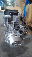 Quality Lifan tricycle Engines with reverse gear150cc
