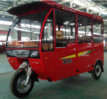 Passenger Use For and Motorized Driving Type three wheeler triciclo in Peru