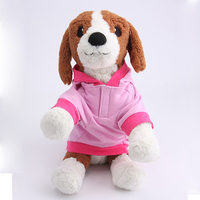 Wholesale Summer Dog Clothes Dog Plain T-shirts Dog Hoodie