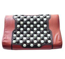 2014 new products Chinese Natural stone candy pillow cervical neck health care magnetic pillow