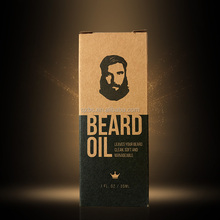 OEM wholesale products natural organic beard oil for men 50ml
