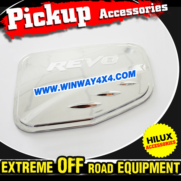 2015 Body Kits Accessories Hilux Revo Chome Tail Light Cover